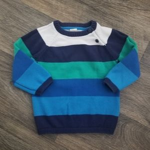 Baby boy striped sweater by H&M